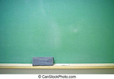 chalkboard-horizontal, vuoto