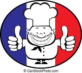 chef, felice