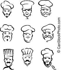 chef, ristorante