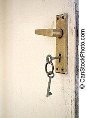 chiave porta
