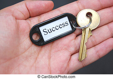 chiave, successo, presa a terra