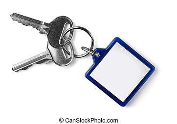 chiavi, chiave, fob