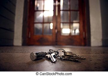 chiavi, perso