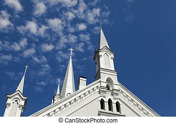 chiesa, luterano, grodno