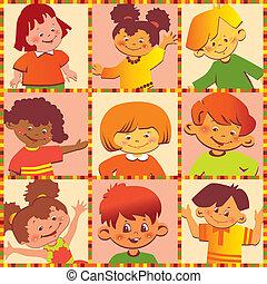 children., felice