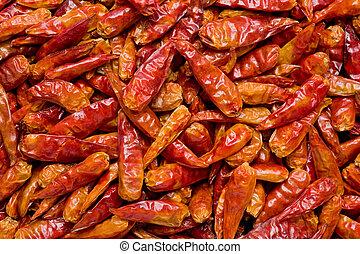 chilis, secco