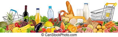 cibo, bevande, variazione