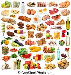 cibo, collezione