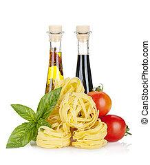 cibo, colori, italiano