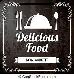 cibo, delizioso