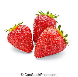 cibo, fragola, frutta