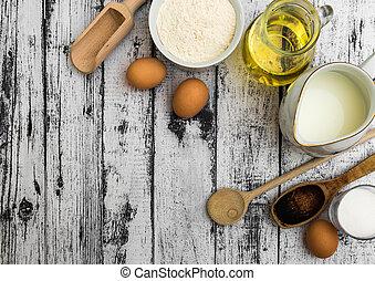 cibo, ingredienti
