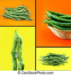 cibo sano, concetto, organico