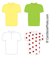 ciclismo, jersey