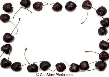 ciliegia, cornice
