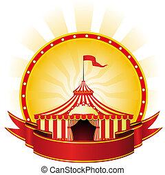 cima grande, circo