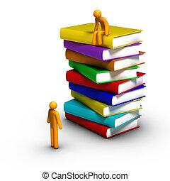 cima, libri