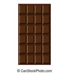 cioccolato, bar.