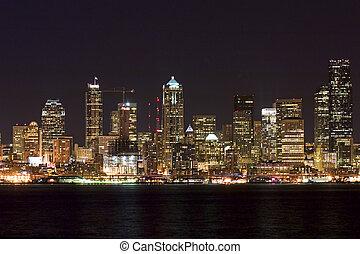 città, nightlife