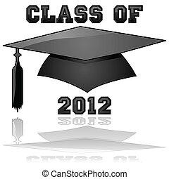 classe, graduazione, 2012