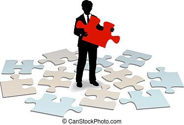 cliente, risposta, sostegno, aiuto, affari