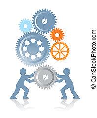 collaborazione, potere