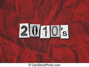 collage, musica, copia, 2010's, grunge, punk, stile, spazio illustrazione, roccia, grafico, rosso, testo, nero, bianco