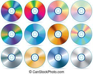 collezione, cd
