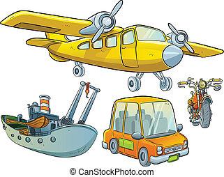 collezione, veicolo