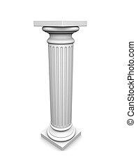 colonna, 3d
