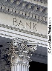 colonna, banca