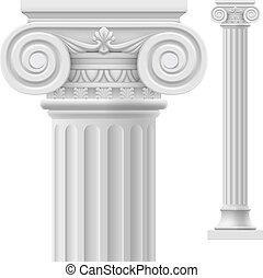 colonna, romano