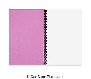 colorare, quaderno