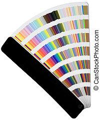 colorare, scala, tabelle