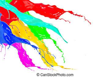 colorare, schizzo