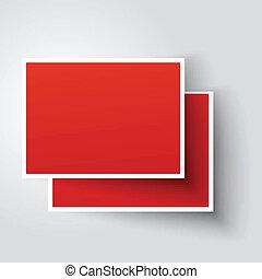 colorare, squares., vettore, astratto, fondo