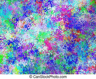 colorare, struttura, astratto