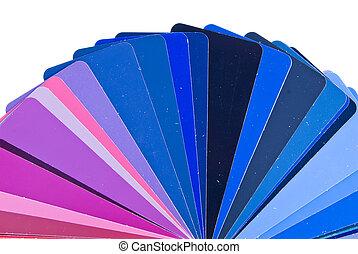 colorare, ventilatore