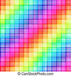 colori arcobaleno, seamless, fondo