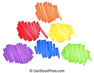 colori, primario, secondario