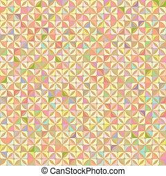 colorito, astratto, pattern., seamless, vettore, geometrico