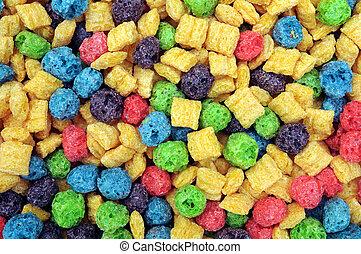 colorito, cereale