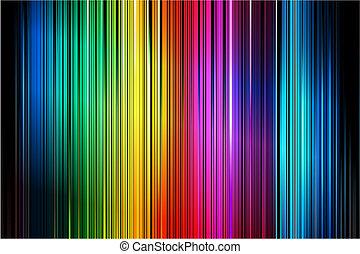 colorito, verticale, modello, astratto, fondo, strisce