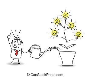 coltivare, idee