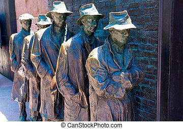 commemorativo, washington, roosevelt franklin, delano