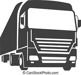 commerciale, camion