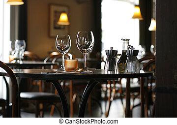 comodo, ristorante