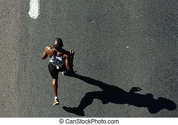 compagni, 2010, maratona