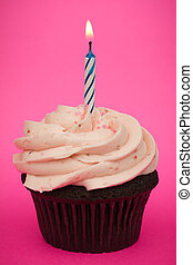 compleanno, cupcake