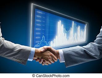 comunicazione, diagramma, affari, fondo, concetti, occupazione, amici, amichevole, corporativo, accordo, amicizia, uomo affari, caso, affare, nero, commercio, inizi, mostra, scuro, finanza